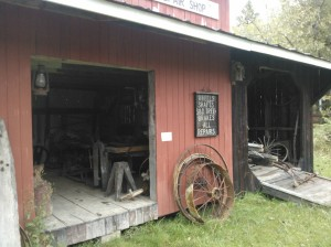 Museum of Western Reserve Farms, Loyal Oak Wagon Repair Shop