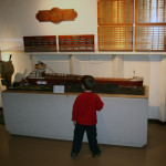 Inside the W. G. Mather Museum