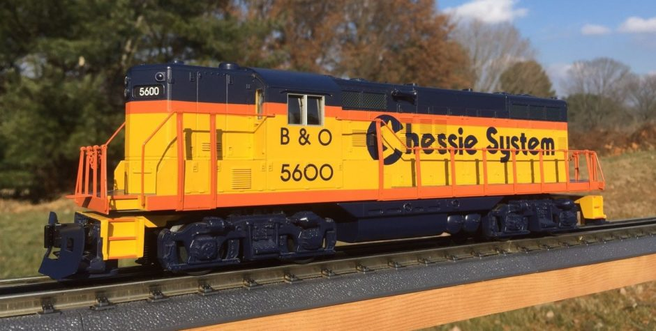 Chessie GP9